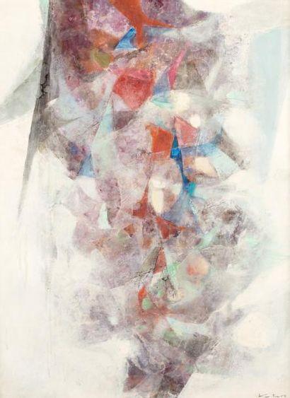 Hajime KATO (1925-2000)  Composition, 1955...
