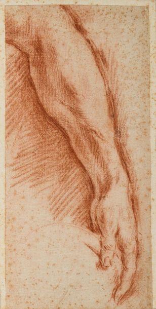 Ecole italienne du XVIIème siècle Etudes...