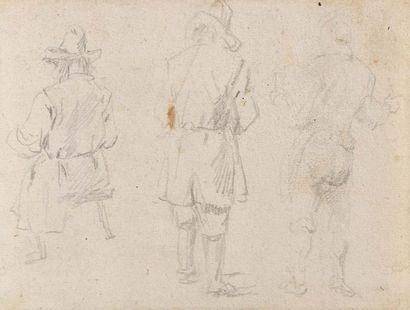 Attribué à David TENIERS (Anvers 1610 - Bruxelles...