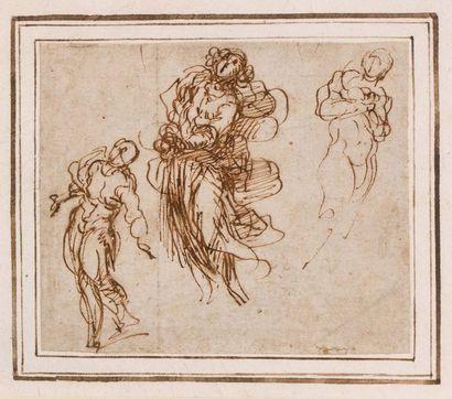 Jacopo PALMA dit Palma le jeune (Venise 1544...