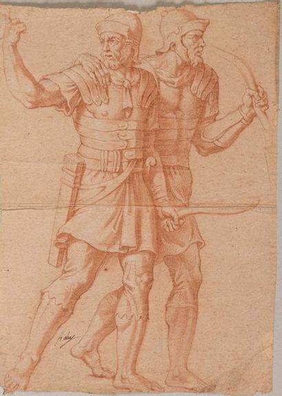 Attribué à Alexandre UBELESQUI (Paris 1649...