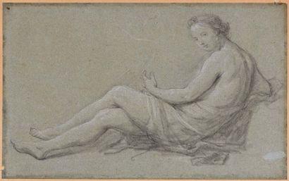 Charles-Jospeh NATOIRE (Nîmes 1700 – Castelgandolfo...