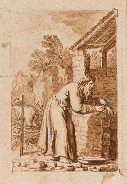 Jean COTELLE (Paris 1642 - Villiers-sur-Marne...