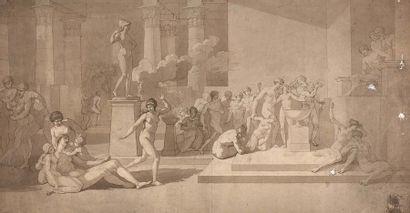 Pierre PEYRON (Aix-en-Provence 1744 – Paris...