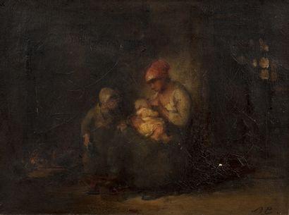 Auguste Marie BOULARD (1825 – 1897) Mère...