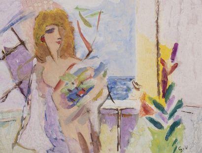 Geer Van VELDE (Lisse 1898- Cachan 1977)...
