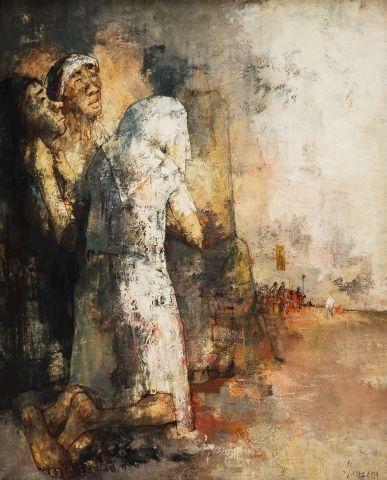 Jean JANSEM (Brousse 1920 - Saint Aignan...