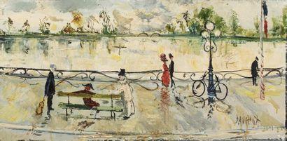 Gabriel DAUCHOT (Livry Gargan 1927 - Paris...