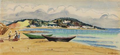 Yves BRAYER (Versailles 1907- Paris 1990)...
