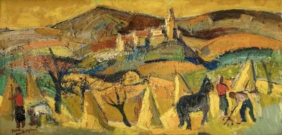 Pierre AMBROGIANI (Ajaccio 1907 - Allauch...