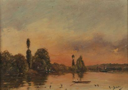 Henry Jacques DELPY (Bois Le Roi 1877 - Paris...