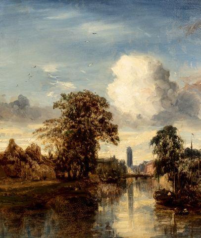 Jules DUPRE (Nantes 1811 - L'Isle Adam 1889)
