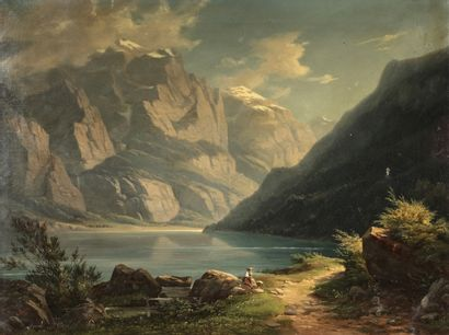 Gottlieb BION (Burglen 1804 - Saint Gall 1876)