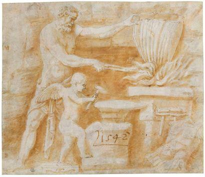 Ecole de Giulio ROMANO (Rome 1499- Mantoue...