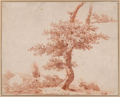 Entourage de Jean Baptiste LE PRINCE (Metz...