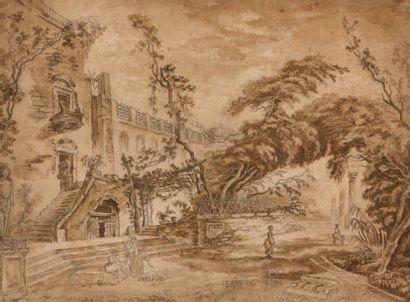 Attribué à Pierre LELU (Paris 1741 – 1810)...