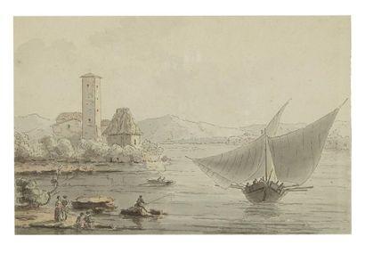 Claude-Louis CHATELET (Paris 1753 - 1794)...