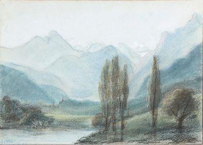 Elisabeth VIGEE-LEBRUN (Paris 1755 – 1842)...