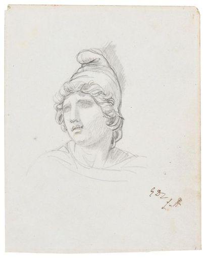 Jacques-Louis DAVID (Paris 1748 - Bruxelles1825)...