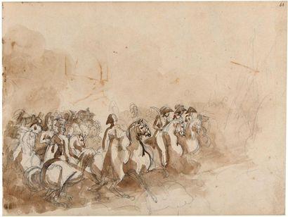 Théodore GERICAULT (Rouen 1791 – Paris 1824)...