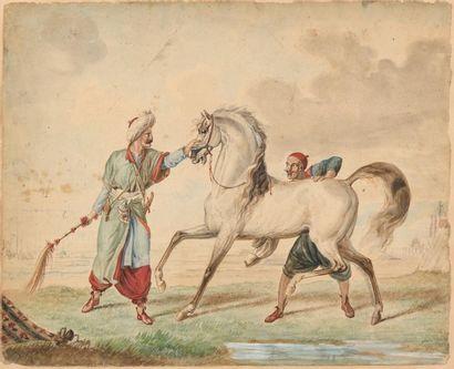 Carle VERNET (Bordeaux 1758 – Paris 1836)...