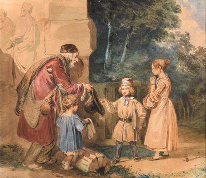 Nicolas Toussaint CHARLET (Paris 1792 – 1845)...