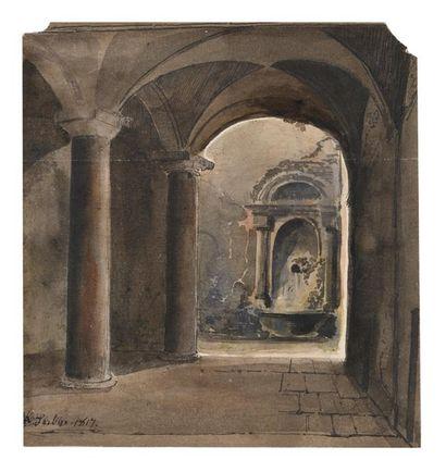 Auguste de FORBIN (Roque d'Anthéron 1777-...