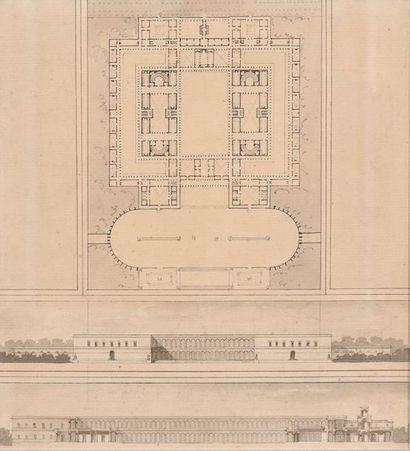 Ecole française du XIXème siècle Projet de...