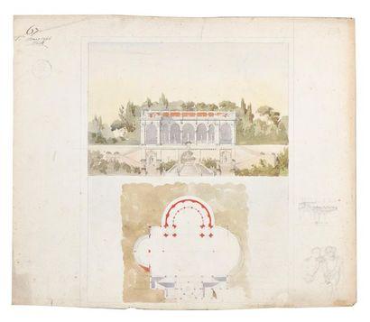 Attribué à Jean Michel FROMIGE (Bouscat 1845-Montfermeil...