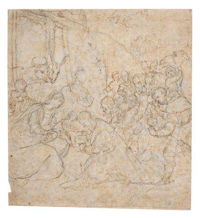 Attribué à Giovanni BILIVERT (Florence 1585...