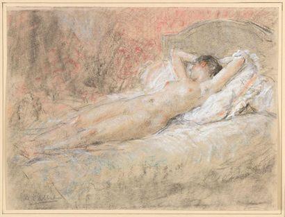 Antoine CALBET (Engayrac 1860 - Paris 1944)...