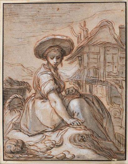 Suiveur de Abraham BLOEMAERT (Gorinchen 1561...