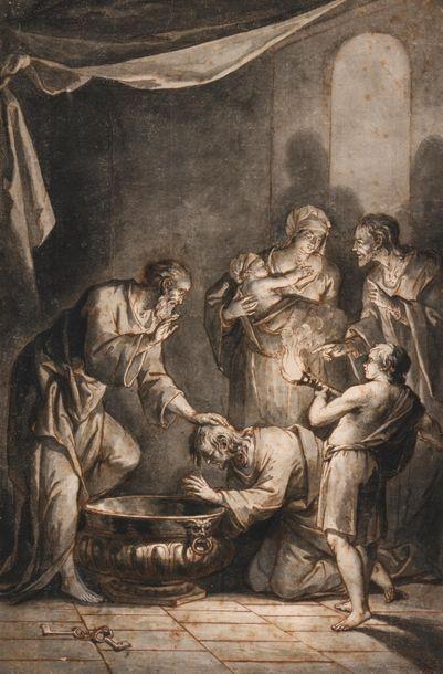 Arnold van HOUBRAKEN (Dordrecht 1660 – Amsterdam...