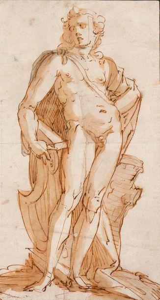 Luca CAMBIASO (Moneglia 1527 – Madrid 1585)...