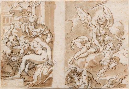 Cornelis SCHUT (Anvers 1597 – Borgerhout...