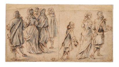 Ecole française du XVIIème siècle Etude de...