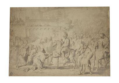 Raymond de LAFAGE (Lisle-sur-Tarne 1650 -...