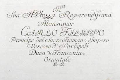Giovanni Domenico TIEPOLO (1727 - 1804) IDEE...