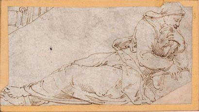 Attribué à Battista FRANCO (Venise 1510 -...