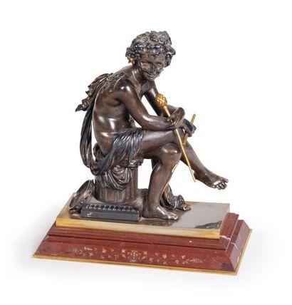 Eutrope BOURET (1833 - 1906)  Petit sujet...