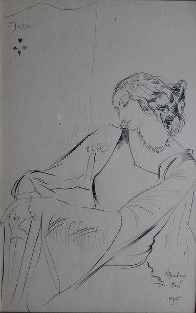 Nicolas STERNBERG (Budapest 1901 - Paris...