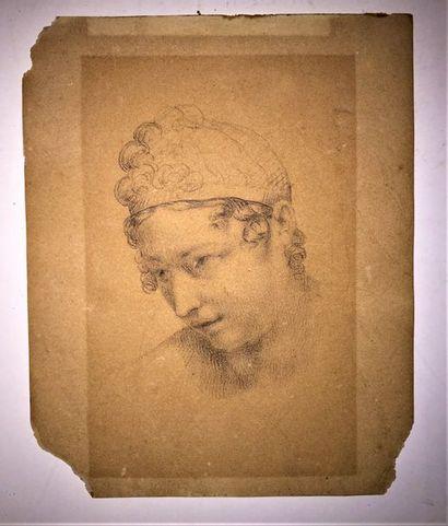 Attribué à Jacques Philippe CARESME (1734-1796)...