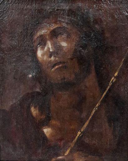 Ecole Européenne du XVIIIème  Christ aux...