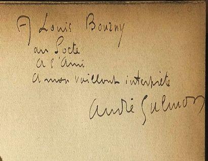 SALMON (André) & DOLLIAN (Guy). Histoires de Boches. Ornées de dessins (clichés...