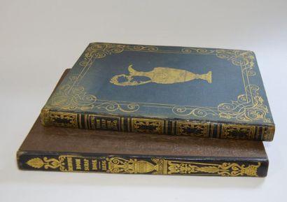[Cartonnages romantiques anglais]. FISHER's...