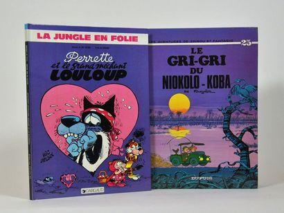 FOURNIER (Jean-Claude). Le Gri-gri du Niokolo-Koba....