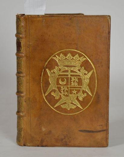 STEELE (Richard). Œuvres diverses sur les affaires de Grande Bretagne. Traduit de...
