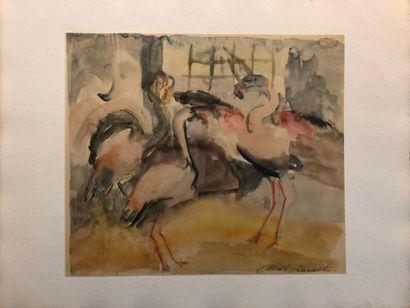 ALBERT-LASARD (L.) & VALERY (Paul). Paraboles. Paris, Editions du raisin, 1935....