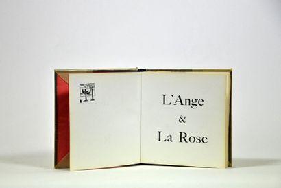 ARP (Jean). L'Ange et la Rose. Le Jas par Forcalquier, Robert Morel, 1965.  In-12...