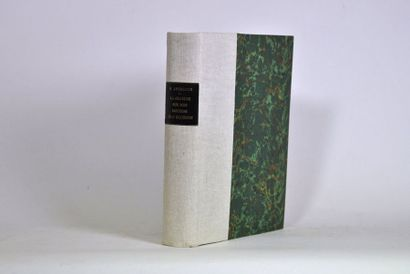 AVERMAETE (Roger). La Gravure sur bois moderne de l'Occident. Paris, Dorbon aîné,...